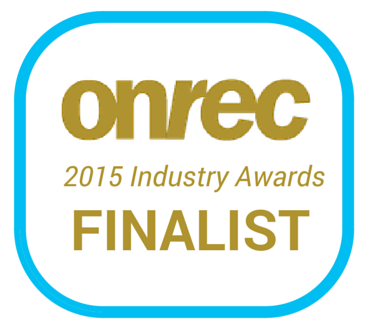 2015 Onrec Awards