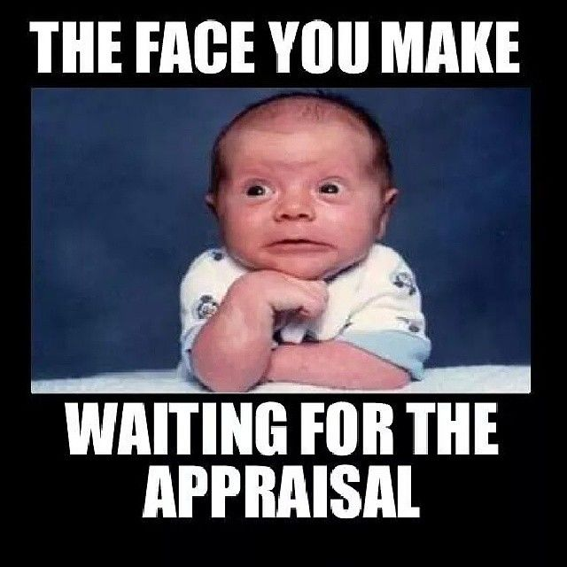 face you make appraisal meme
