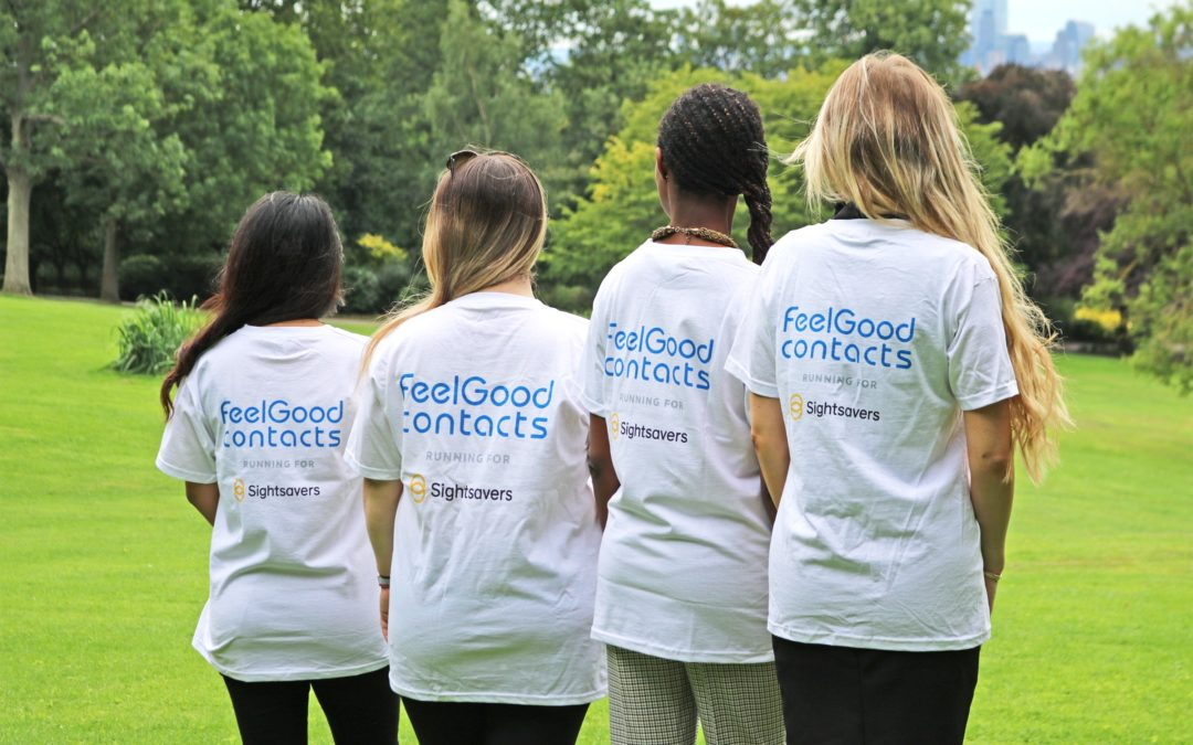 Feel Good Contacts' marketing team share why they love marketing